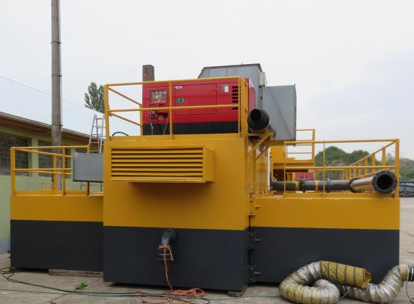 Suction dredger Adreba SB-1