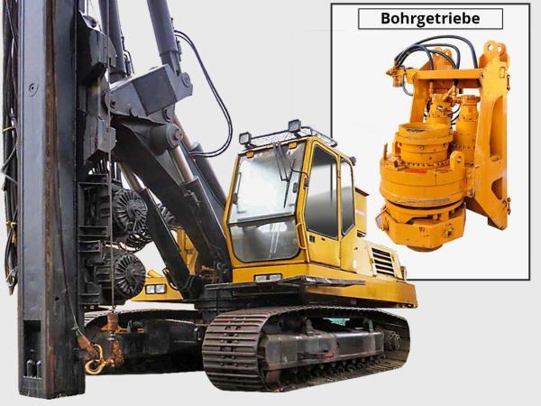 Foundation Drilling Rig