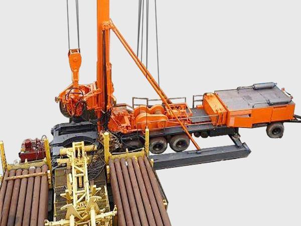 Water drilling rig WIRTH B 10 A