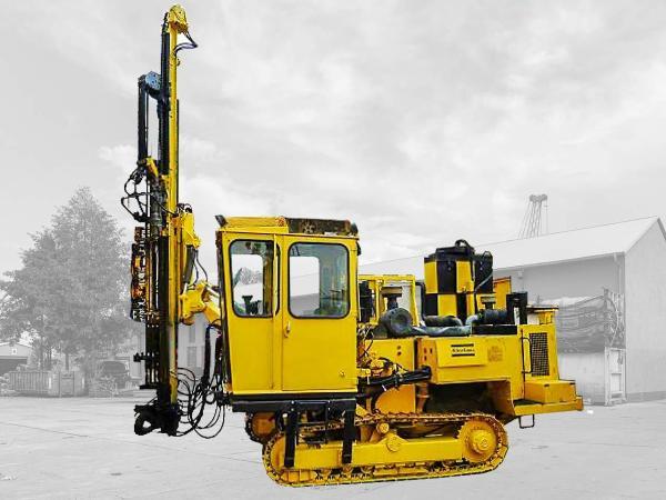 Blast Hole Drilling Machine