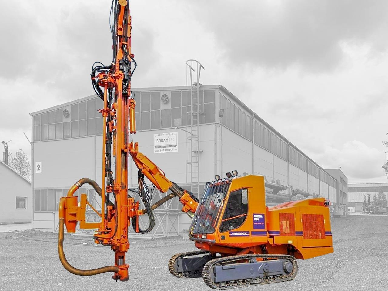 Surface Drilling Rig