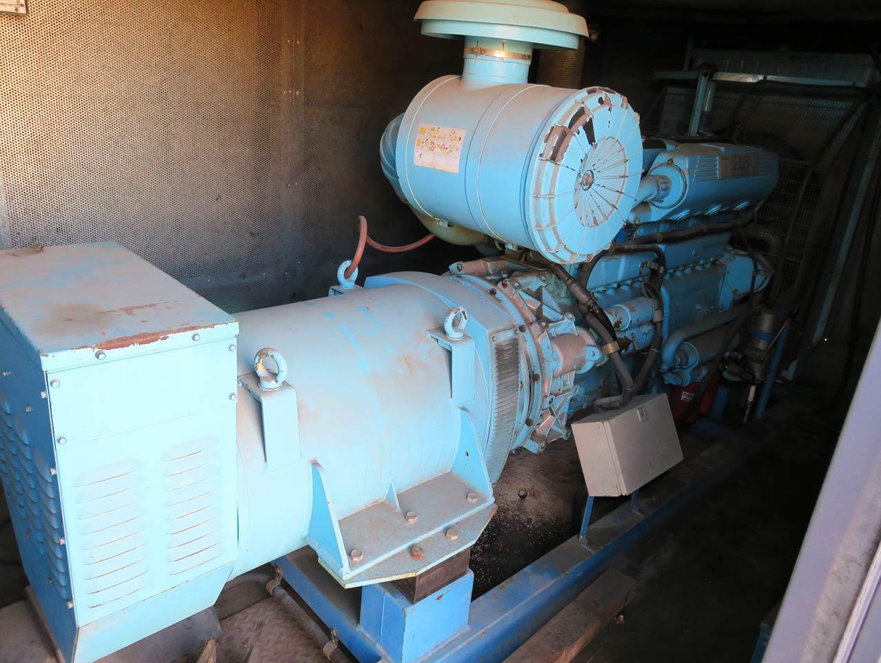 VEM Generator Diesel Engine Perkins