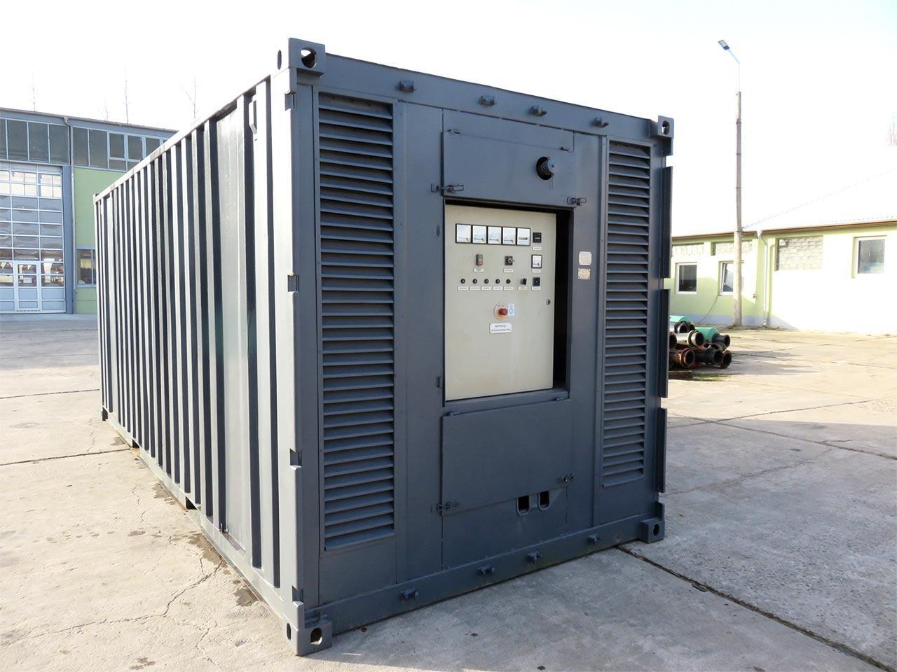 Generator Fimag 250 DCG VEM