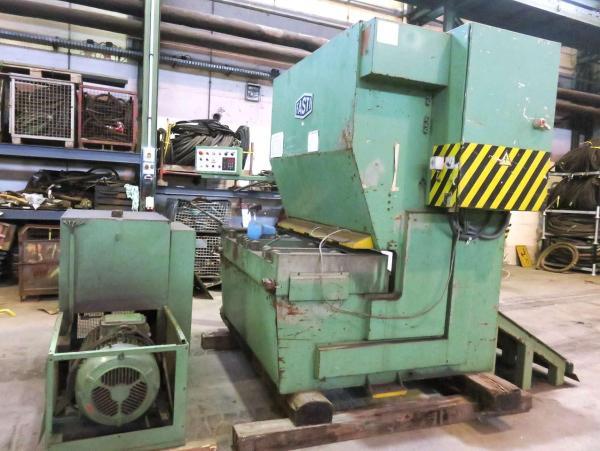 Plate shear hydraulic