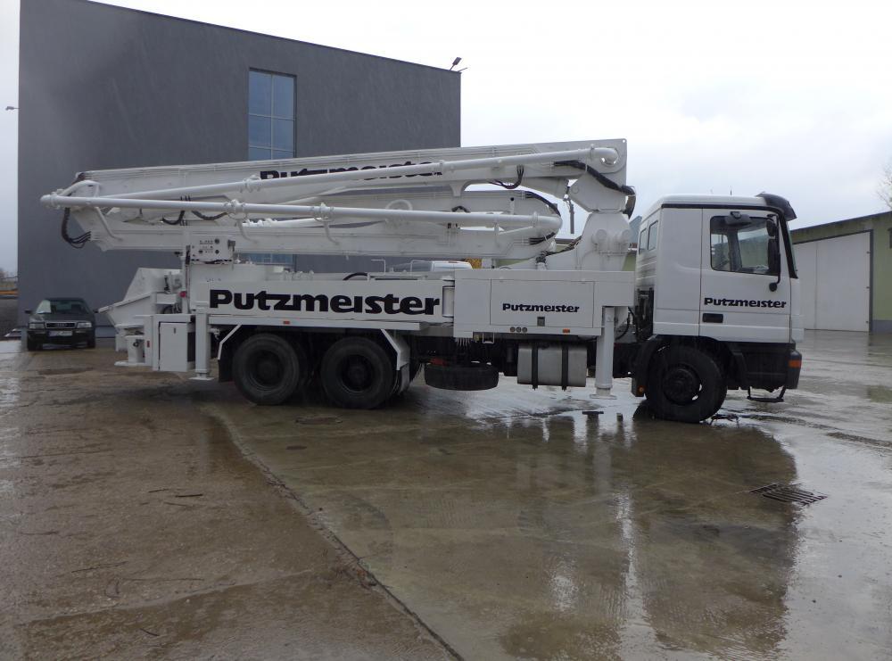 PUTZMEISTER BSF 36-4.16 H