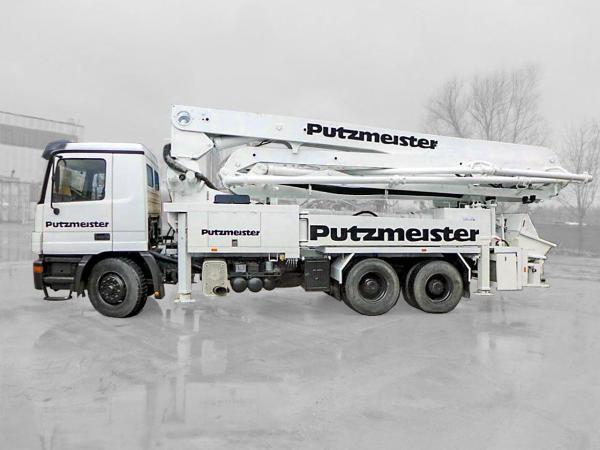 Concrete Pump PUTZMEISTER