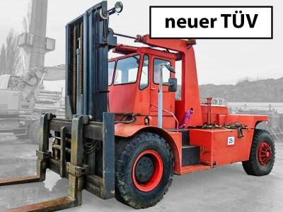 Heavy Weight Forklift