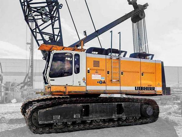 Crawler crane Liebherr HS883HD
