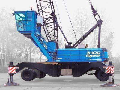 Sennebogen Port Crane 6100 HMC-K2