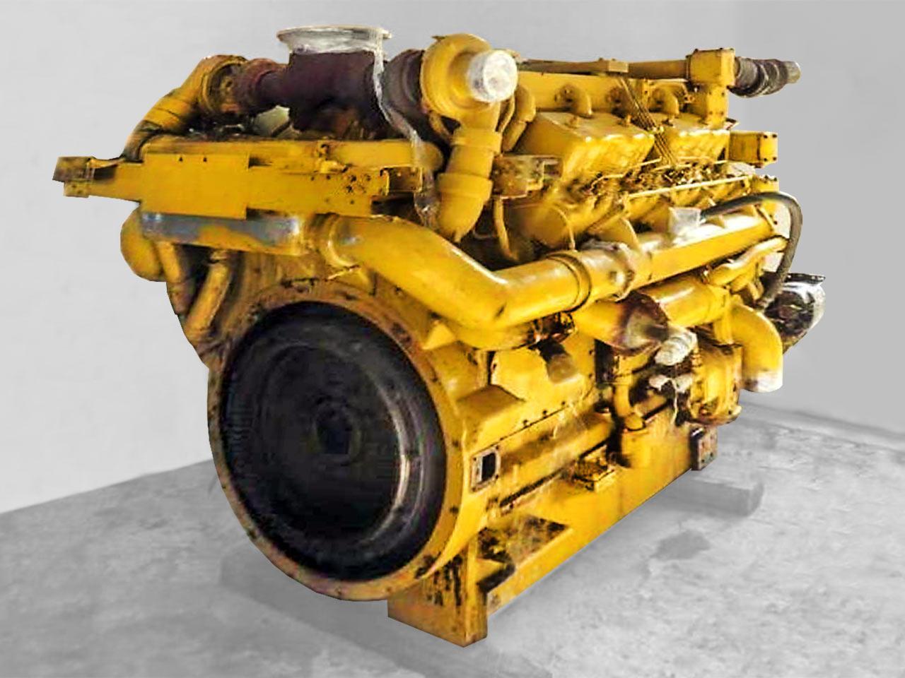 Engine CAT D-379