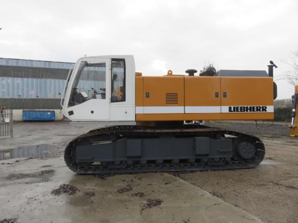 Crawler crane Liebherr HS853HD