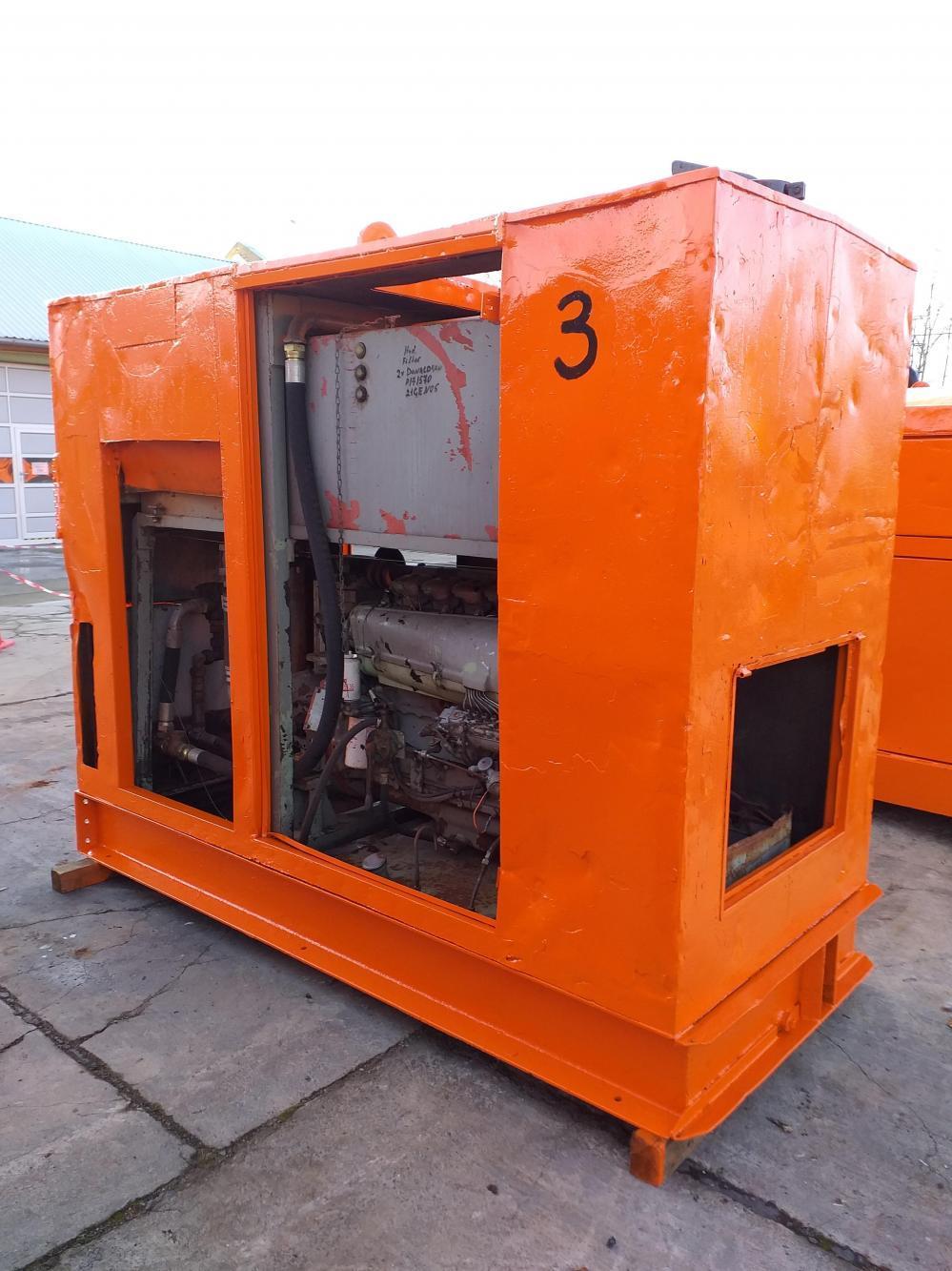 Hydraulic unit 3