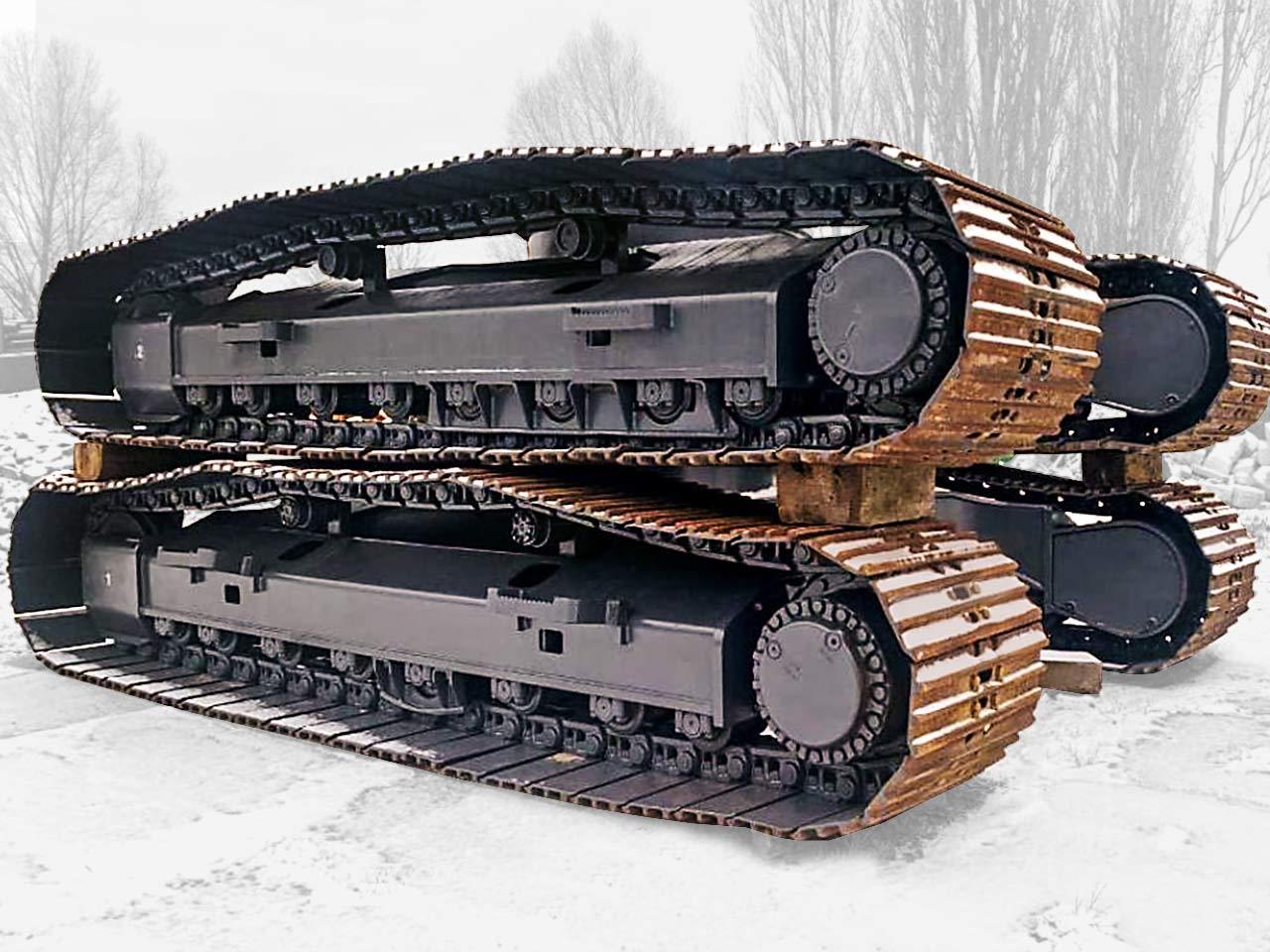 crawler track CAT 322C
