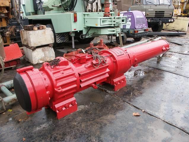 Diesel Hammer DELMAG D12