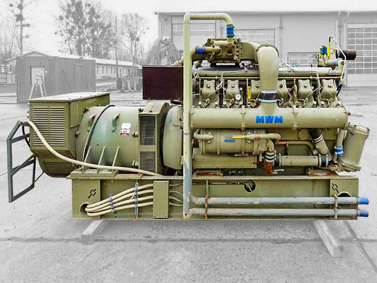 generator MWM