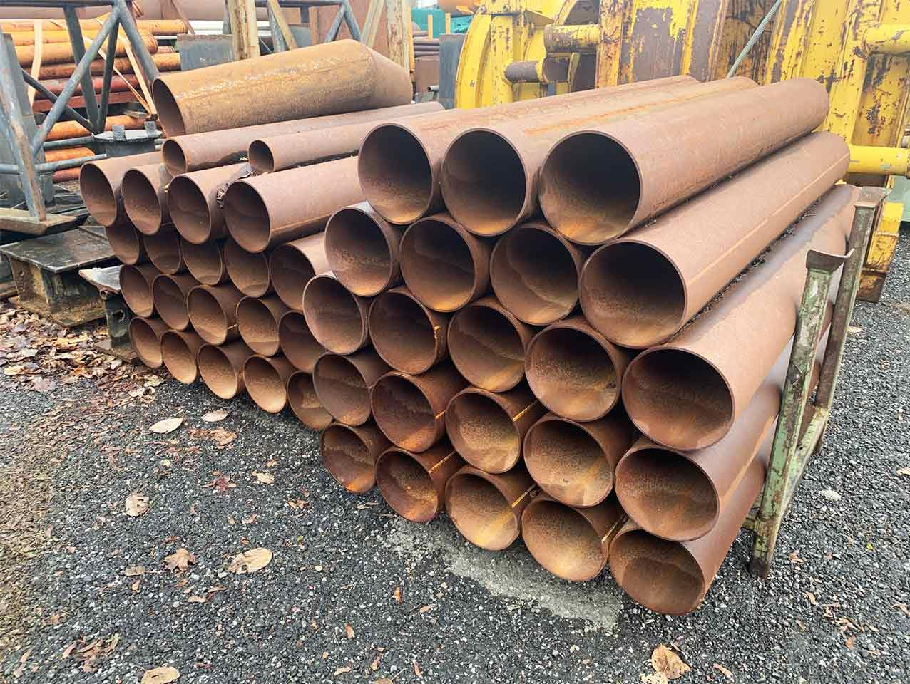 Drill pipes € 820 per tonne