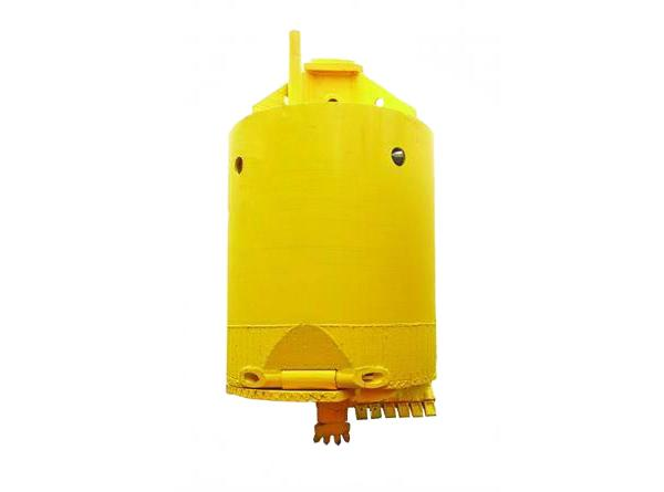Drill bucket- KB-FZ-2 Sand
