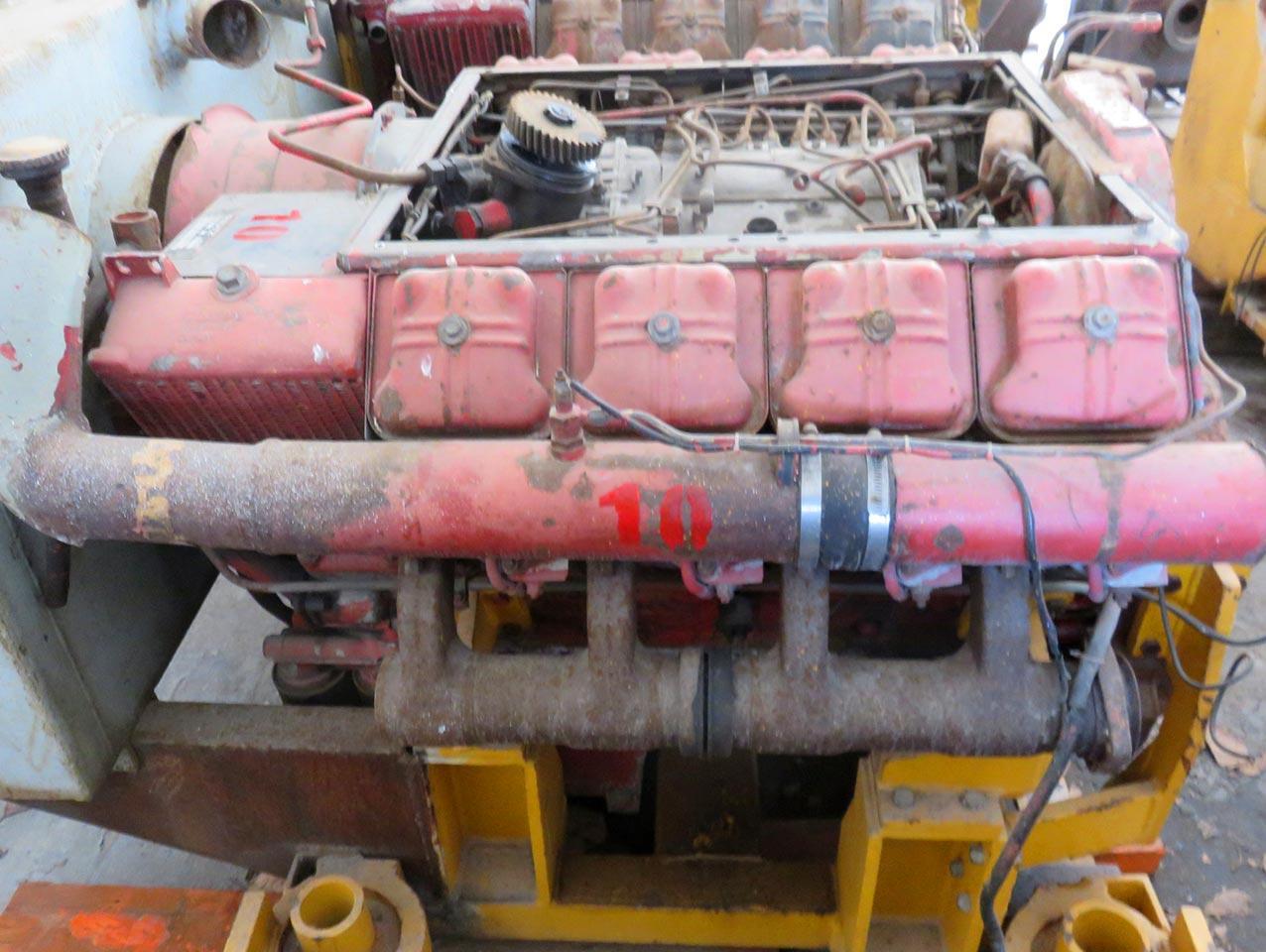 Diesel engine Deutz F8L413