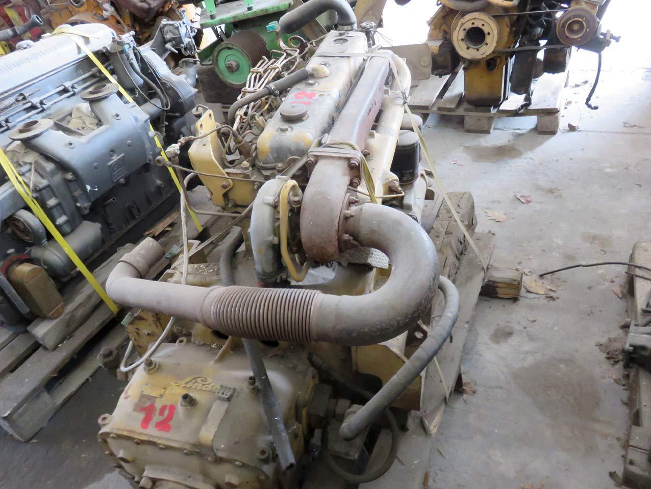 Diesel engine Perkins