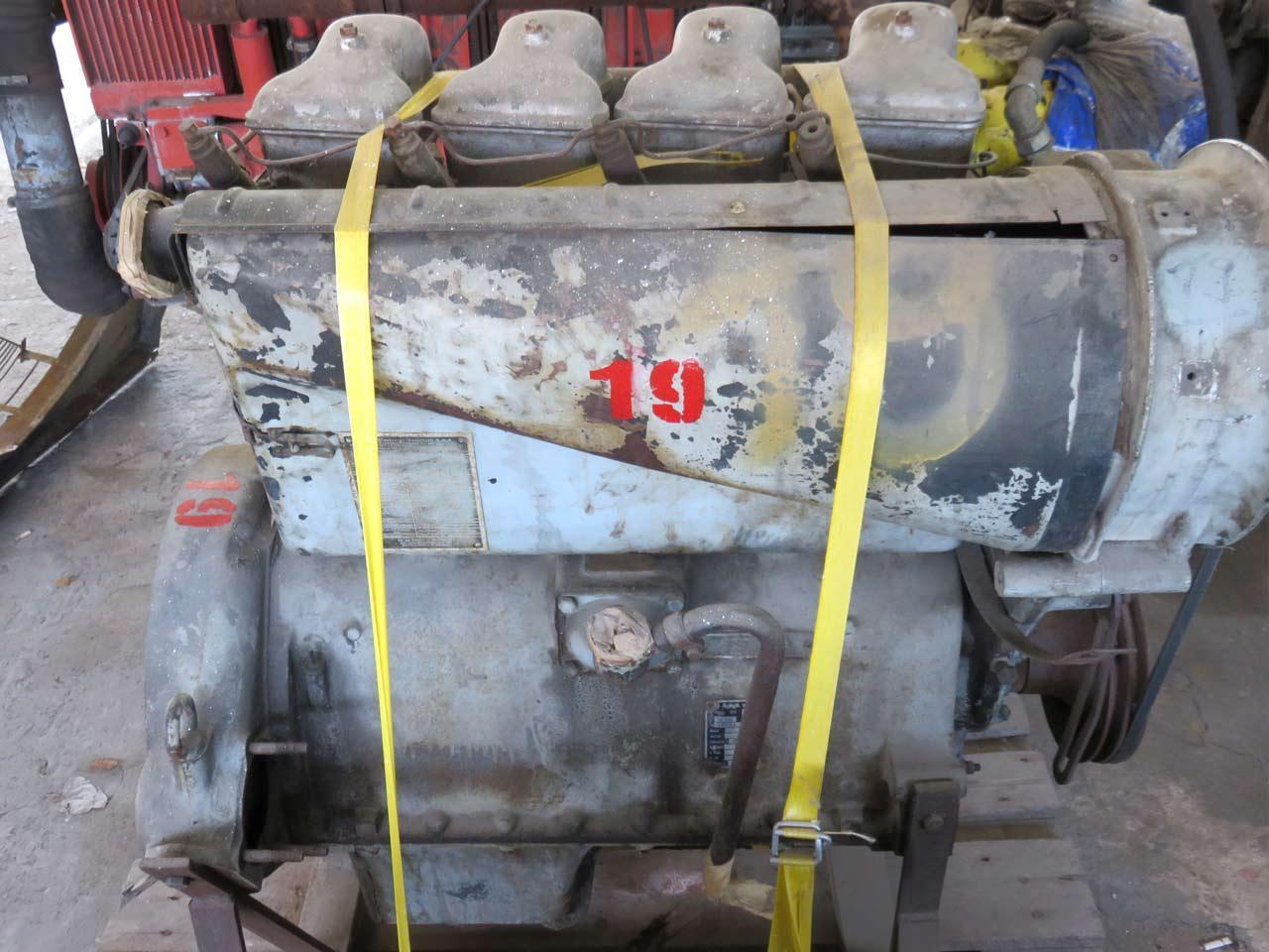 Diesel Engine ROBUR 4NVD12.5 SRL