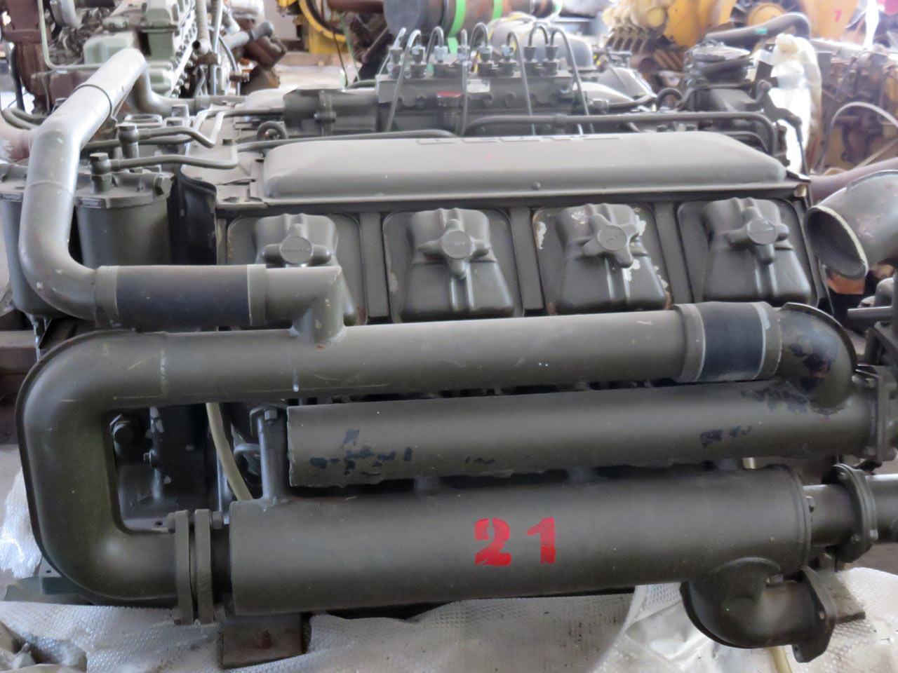 Diesel engine Deutz F8L714A