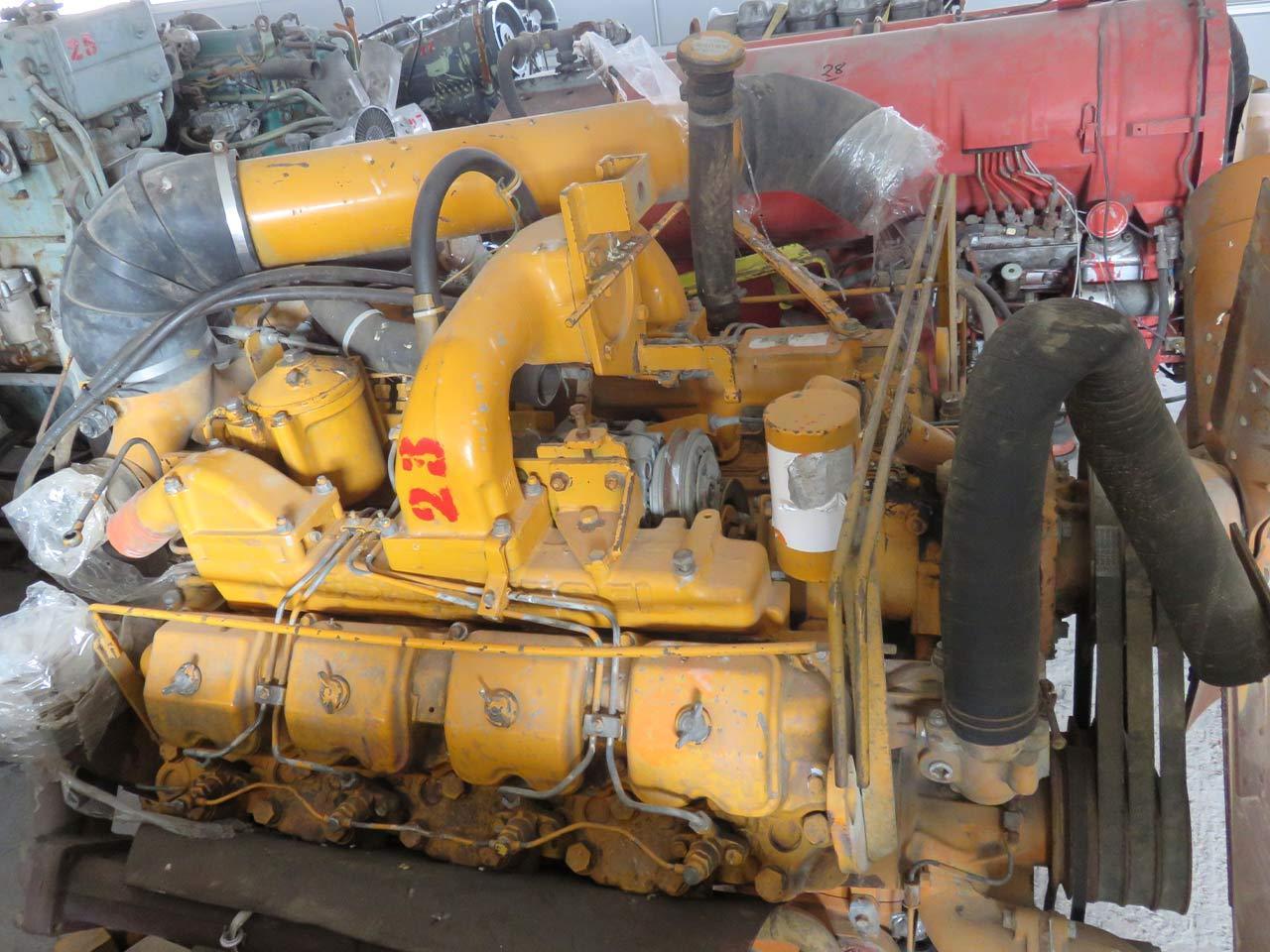 Diesel engine Nissan V8R08T04