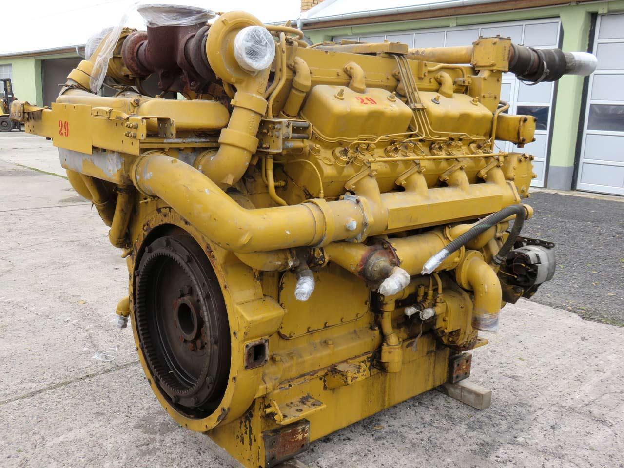 Diesel engine CAT 3412 DIT
