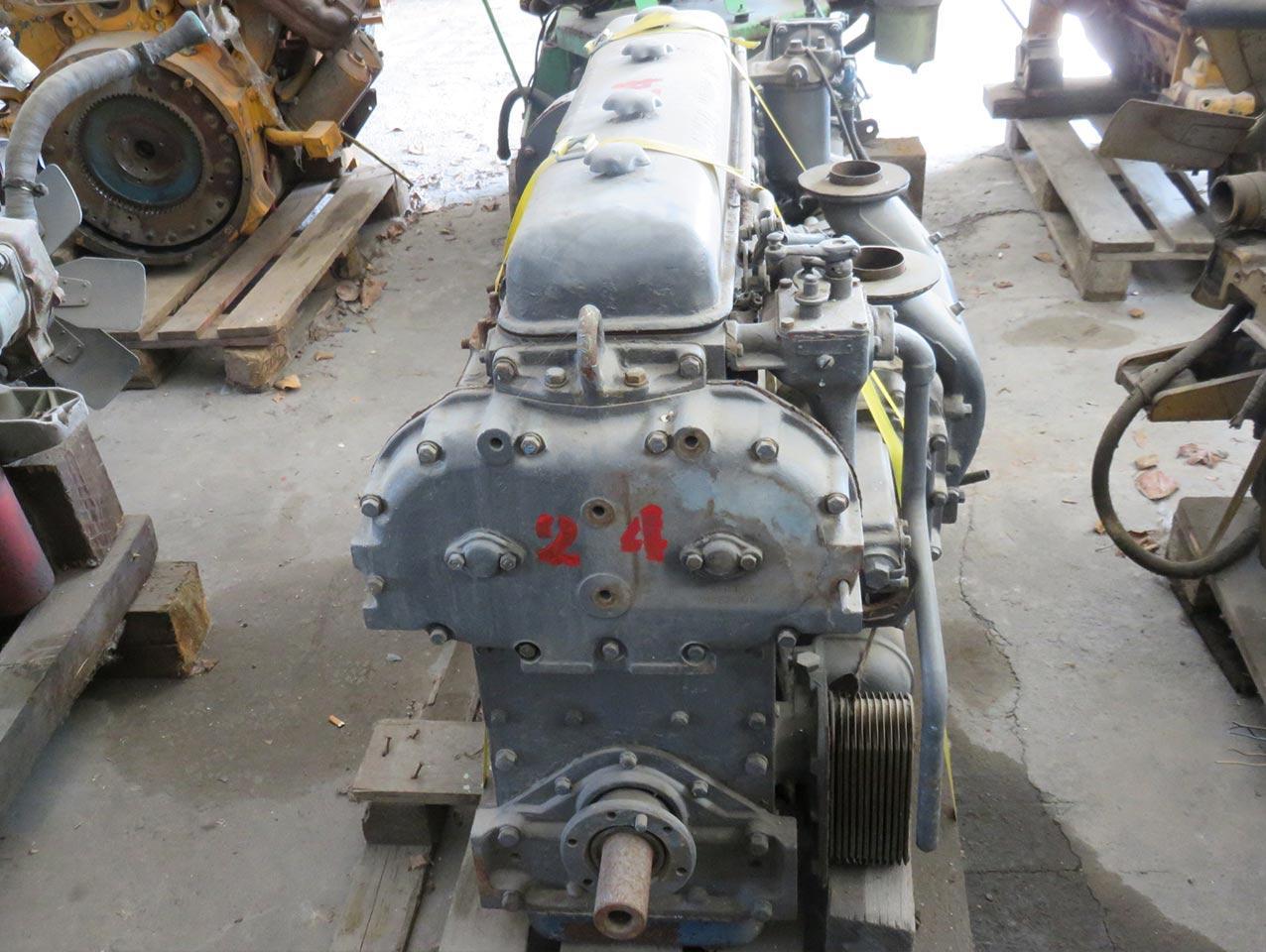 Diesel engine Detroit