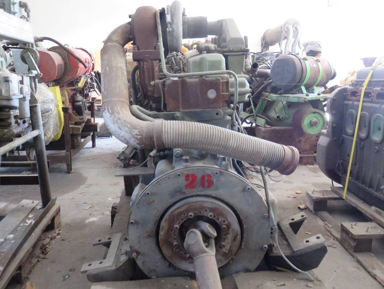 Diesel engine VOLVO Penta TD71A