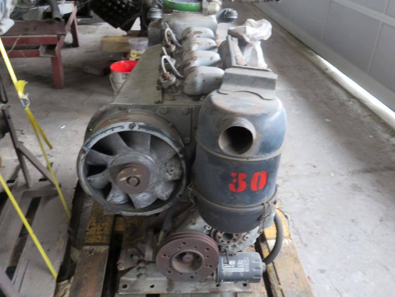 Dieselmotor Hatz V108N 4 cylinder